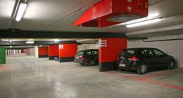 Colt ventilation systems for car parks and service areas
