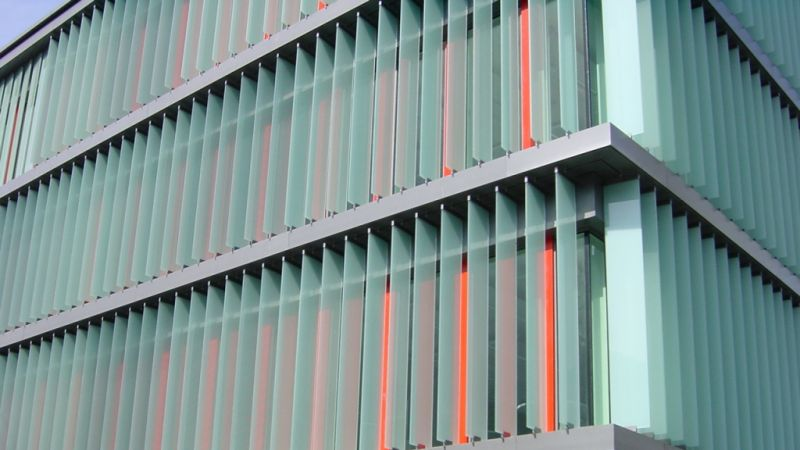 Shadoglass Solar Shading System Colt Singapore