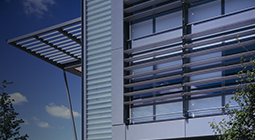 Maximising Energy Performance and Productivity with Solar Shading